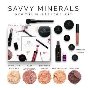 Savvy Minerals Warm No. 2